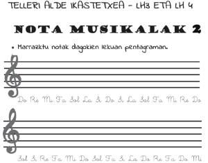 nota musikalak 2